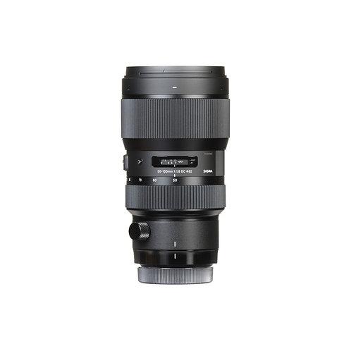Objectif Sigma Art 50-100mm f/1.8