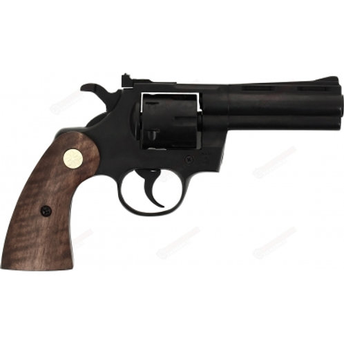 Python .357 Magnum noir factice