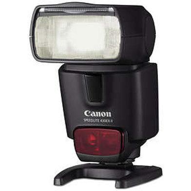 Flash Canon Speedlight 430EX