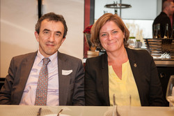 Marc WENDA et Sophie LAFLEUR