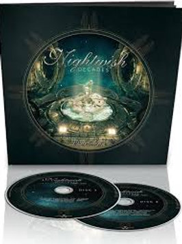 nightwish - decades an archive of song limited