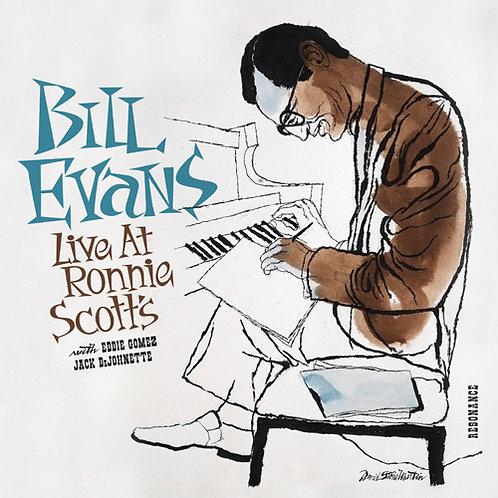 Bill Evans - Live At Ronnie Scott's (with Eddie Gomez & Jack DeJohnette)