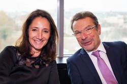 Nathalie CLOSE et Jean-Pierre MULLENDERS