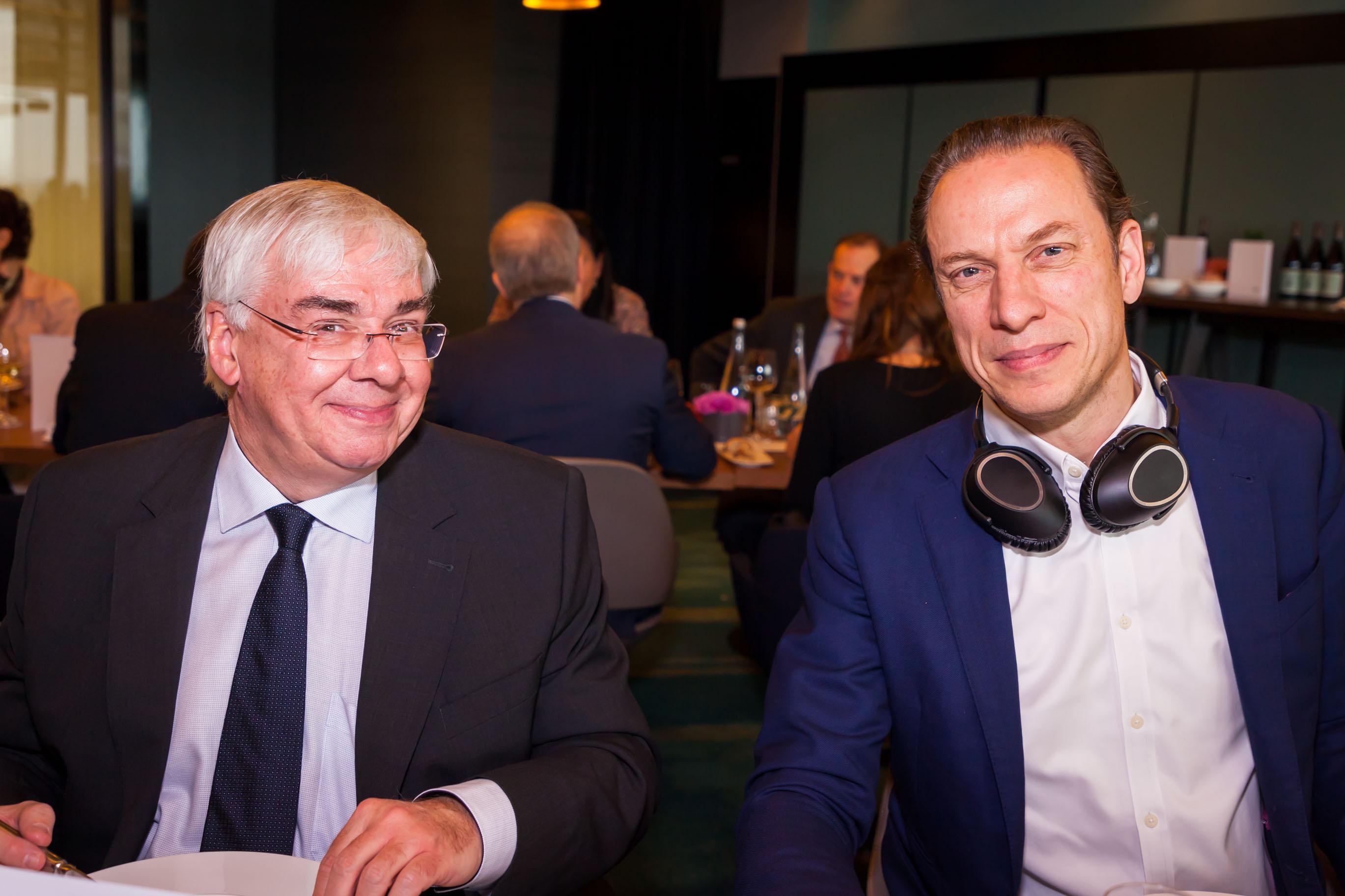 Karl-Heinz DICK et Frank ROESSIG