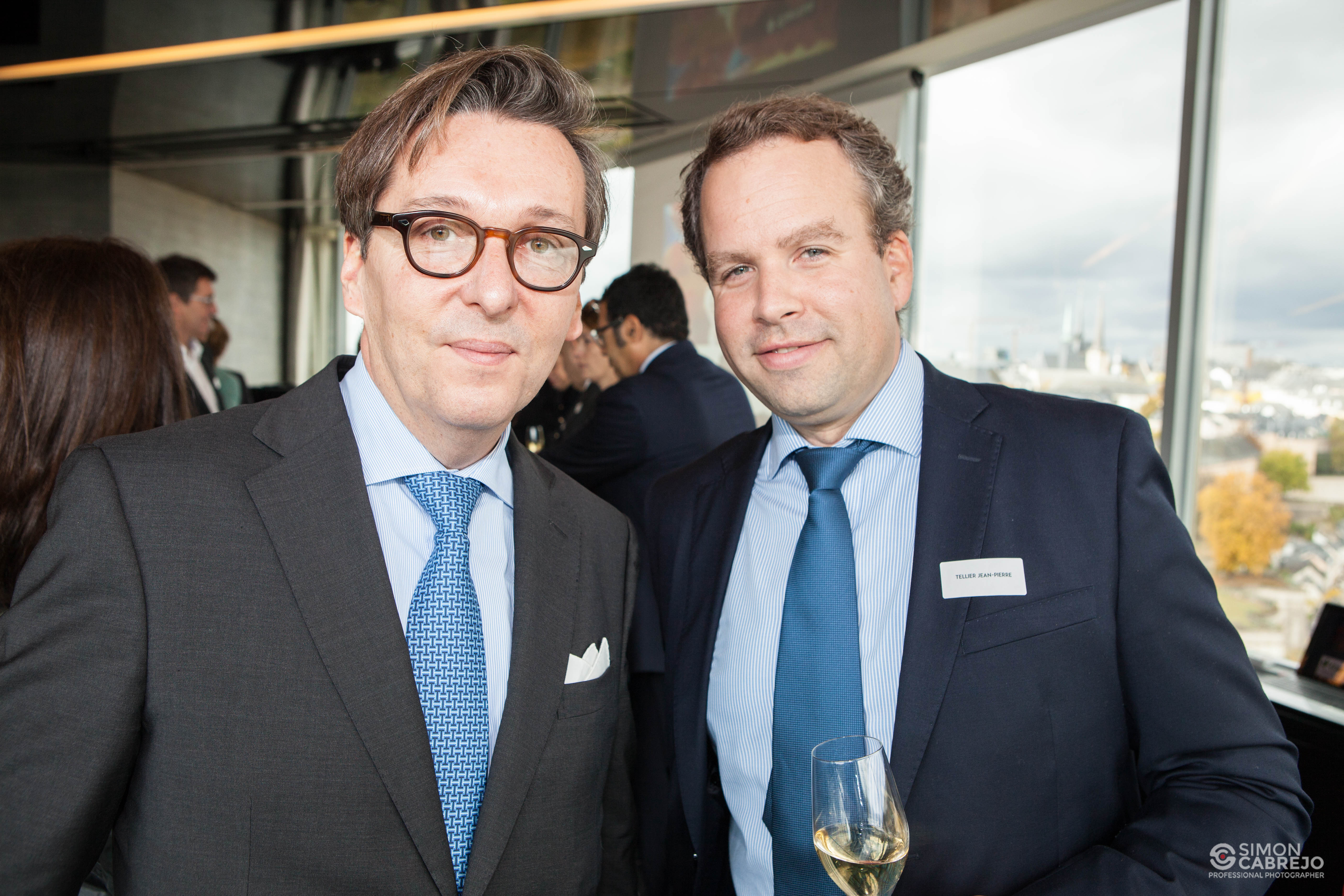 Michel GREVESSE-SOVET et Jean-Pierre TELLIER