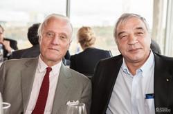 Alain REMI et Karl HORSBURGH