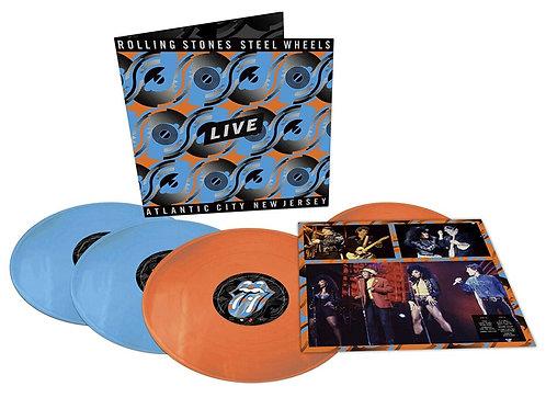 Rolling Stones - Steel Wheels Live