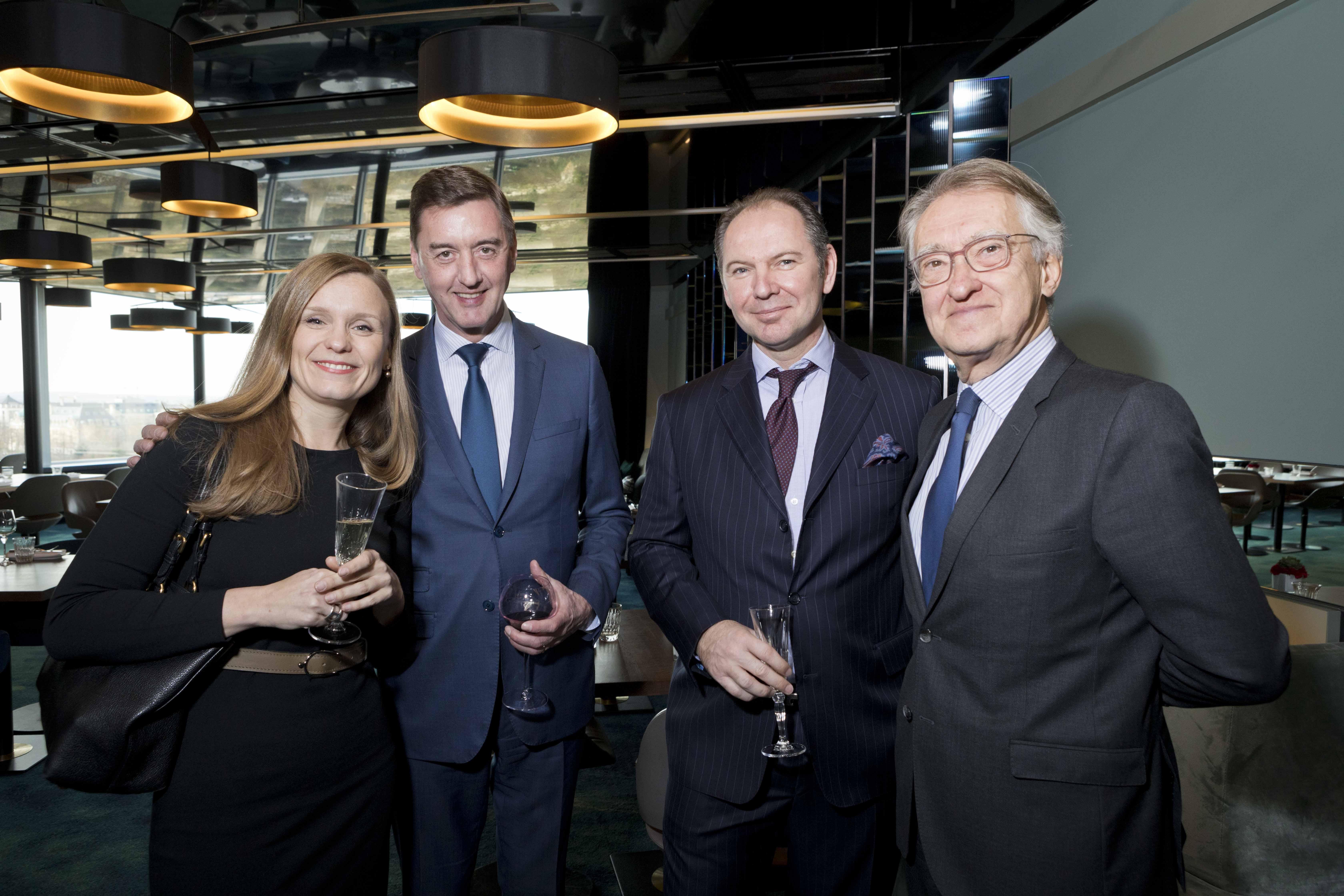 Viviane HENGEL, Rudi LEMEER, Franck CHRI