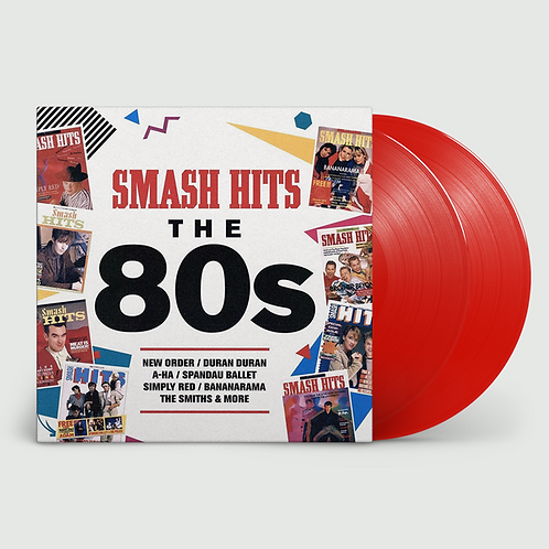 Various - Smash Hits Of The Eighties