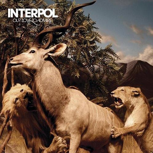 Interpol - Our Love To AdmireAdmire