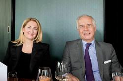 Brigitte POCHON et Carlo ACKERMANN
