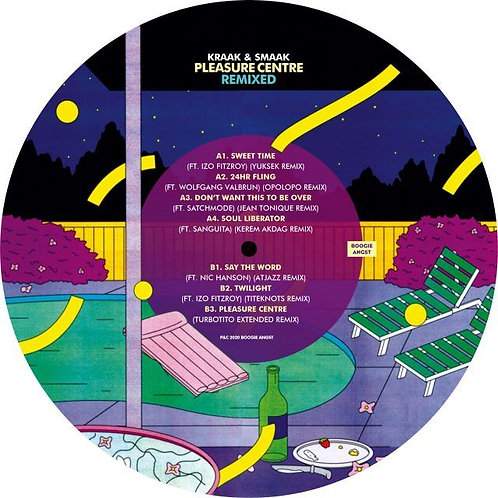 Kraak & Smaak - Pleasure Centre Remixed