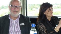 Jean-Bernard ZEIMET et Patricia SCIOTTI