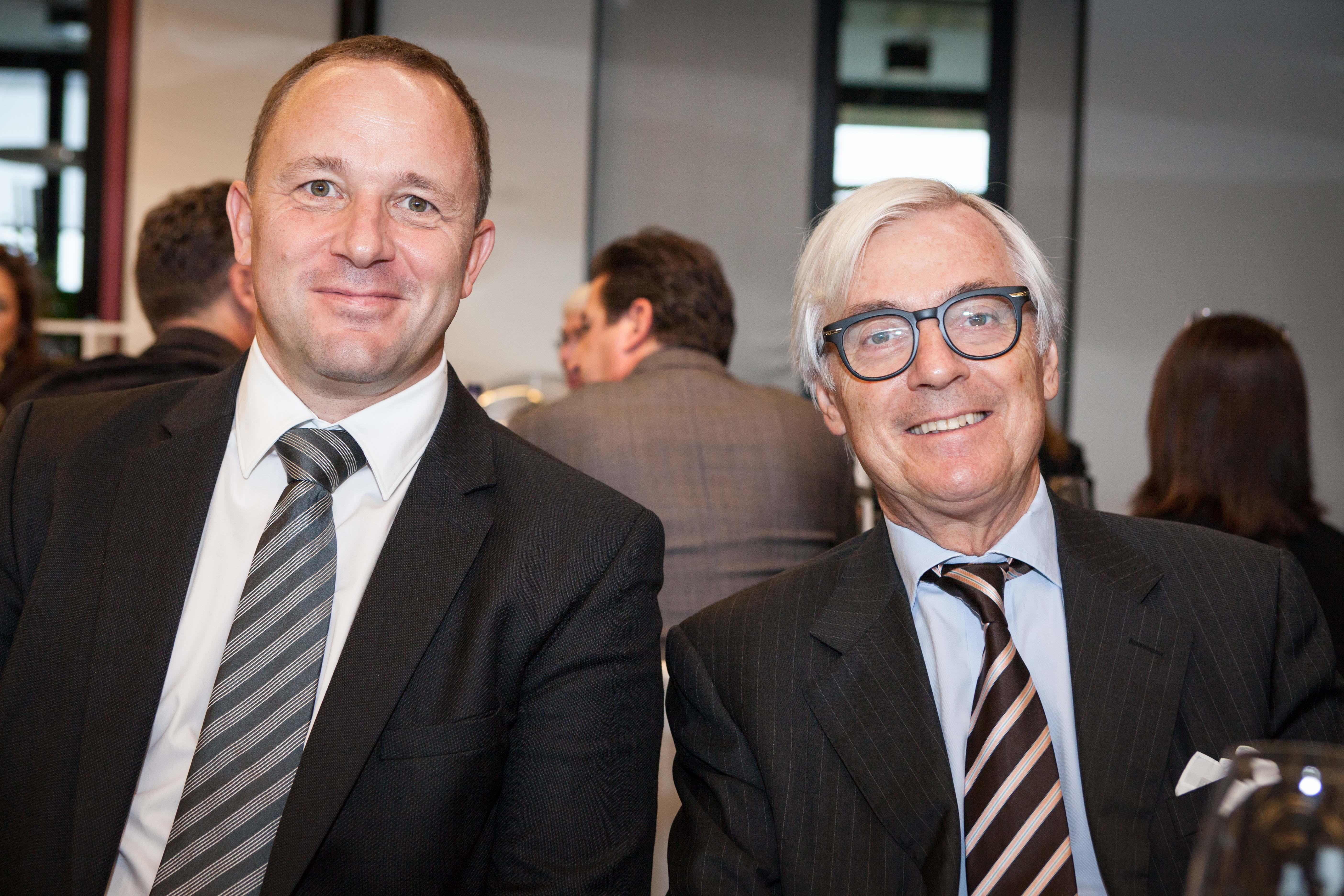 Joseph STEVENS et Norbert HOUET-DUTRUGE