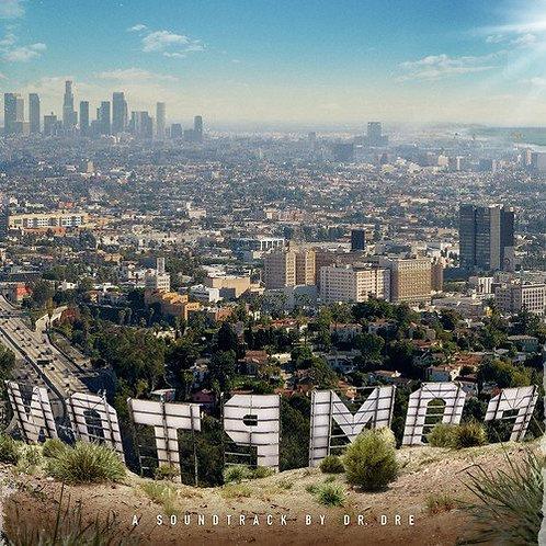 Dr. Dre - Compton (A Soundtrack By Dr. Dre)