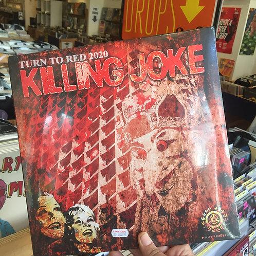 KillingJoke - Turn To Red 2020