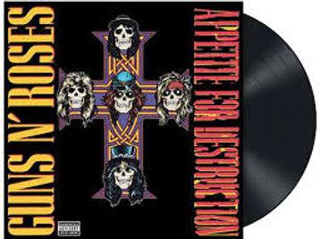 Guns N' Roses - Appetite For Destruction part II