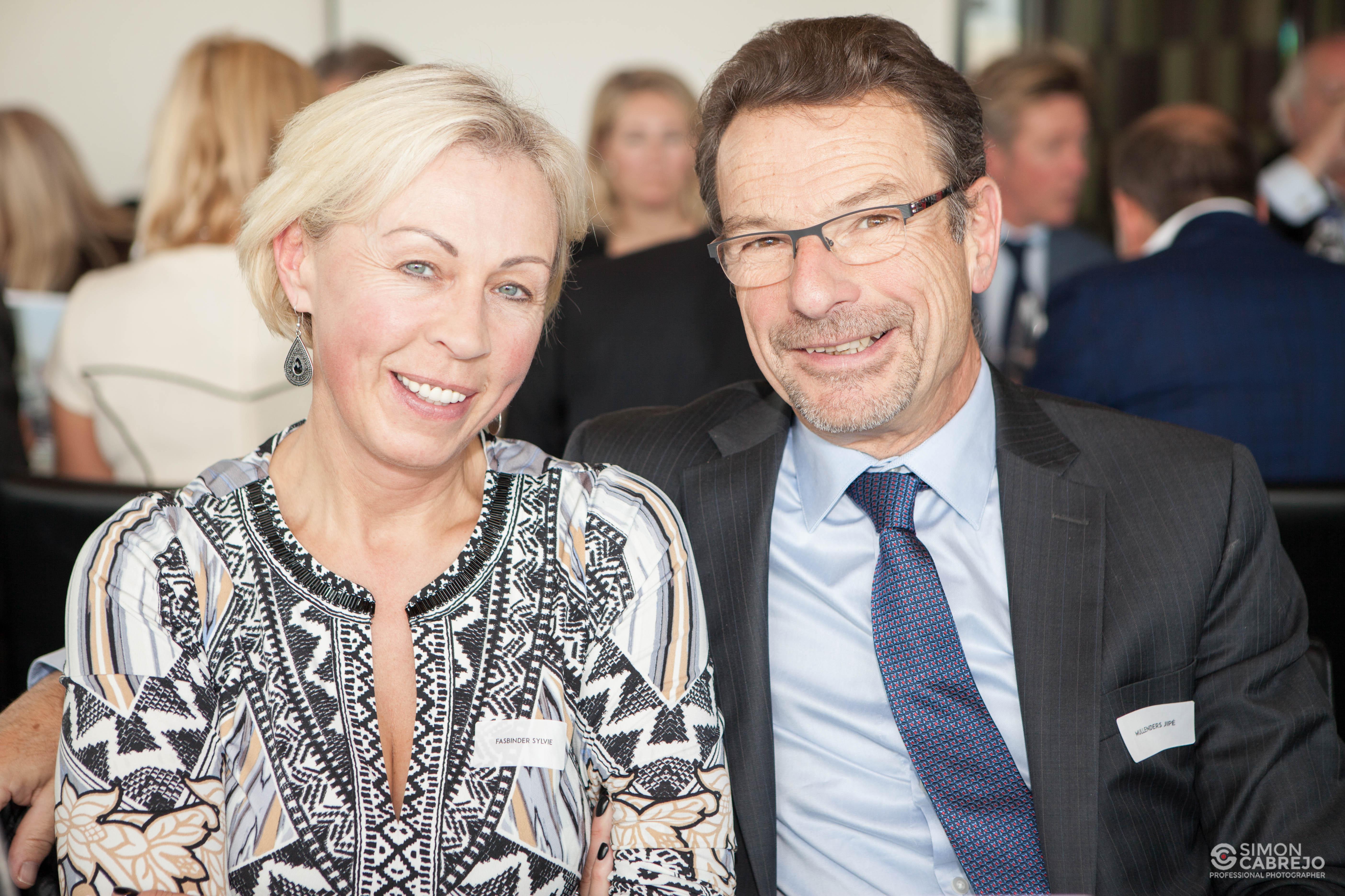 Sylvie FASBINDER et Jean-Pierre MULLENDERS