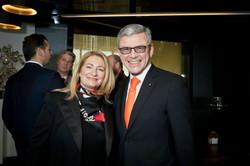 Brigitte POCHON et Jean EHRET