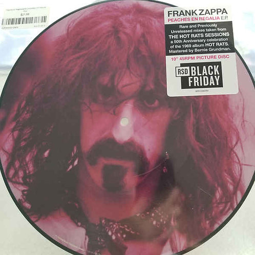 Frank Zapp - Peaches And Regalia ep