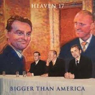 heaven 17 - bigger than america (orange)
