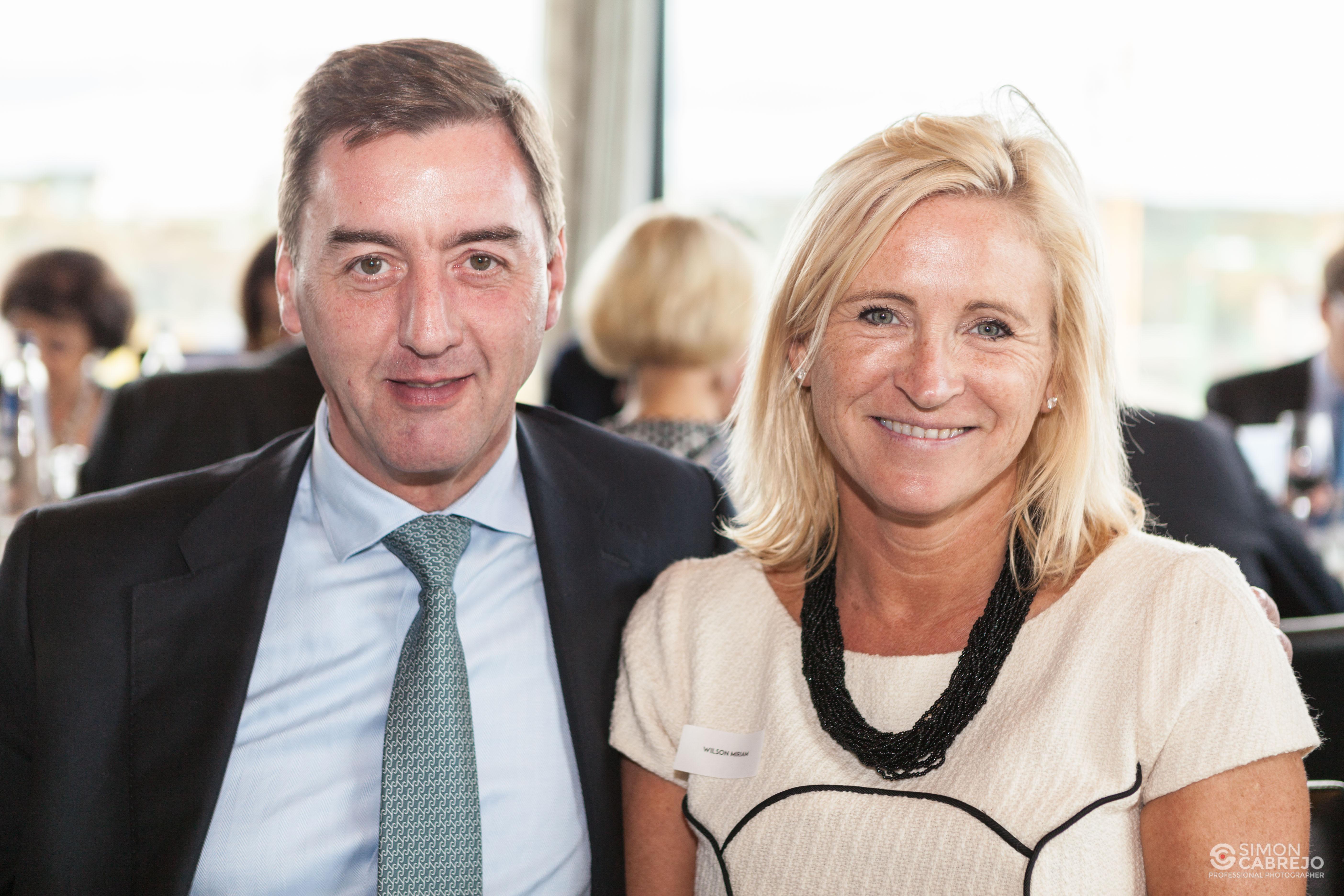 Rudi LEMEER et Miriam WILSON