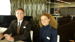 Denis MANGIN et Eva GYORI-TOURSEL