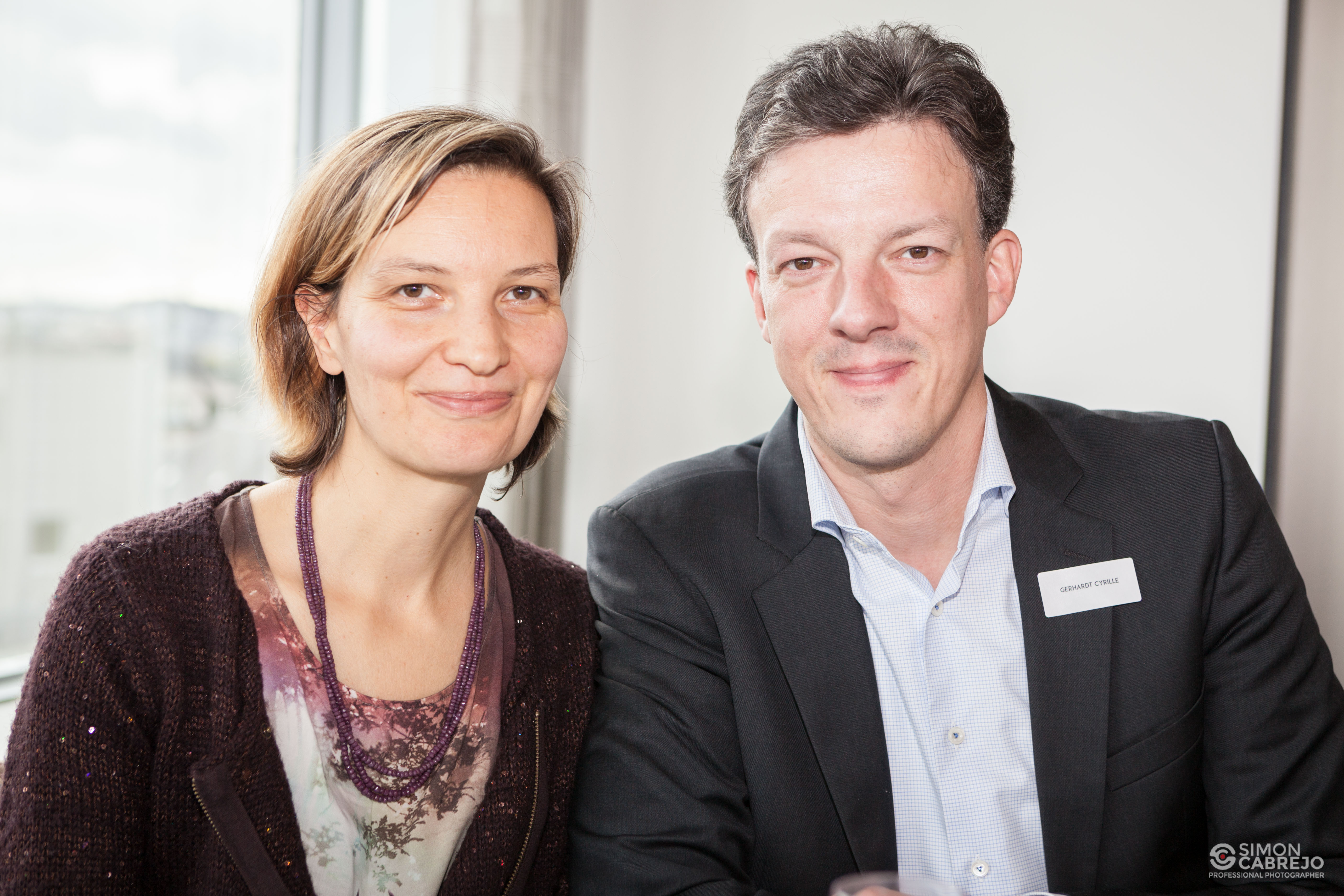 Sylvie ROUEN et Cyrille GERHARDT