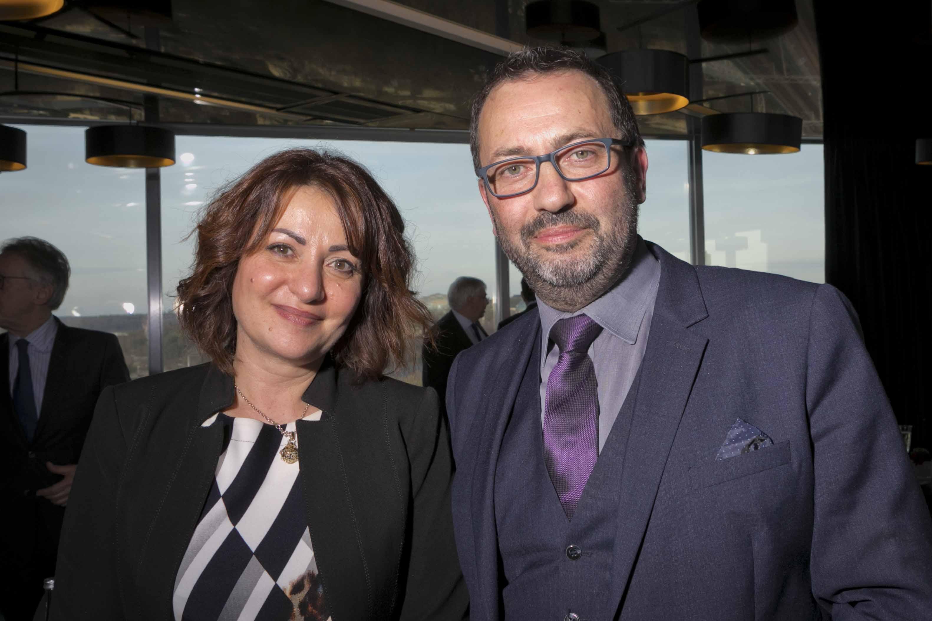 Corinne MIGUERES et Luc SCHROEDER