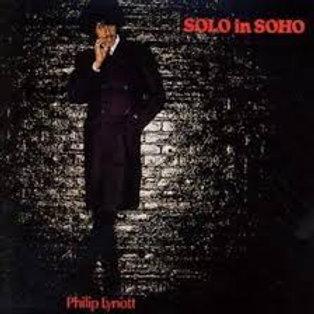 phil lynott (thin lizy) - solo in soho