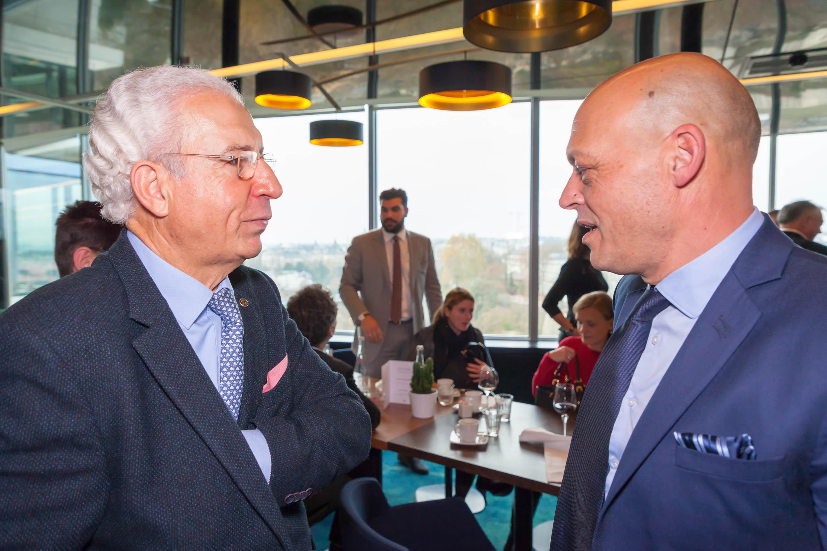 Michel BOUFASSA et Fabien ZUILI