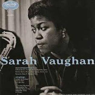 sara vaughan - acoustic sounds series