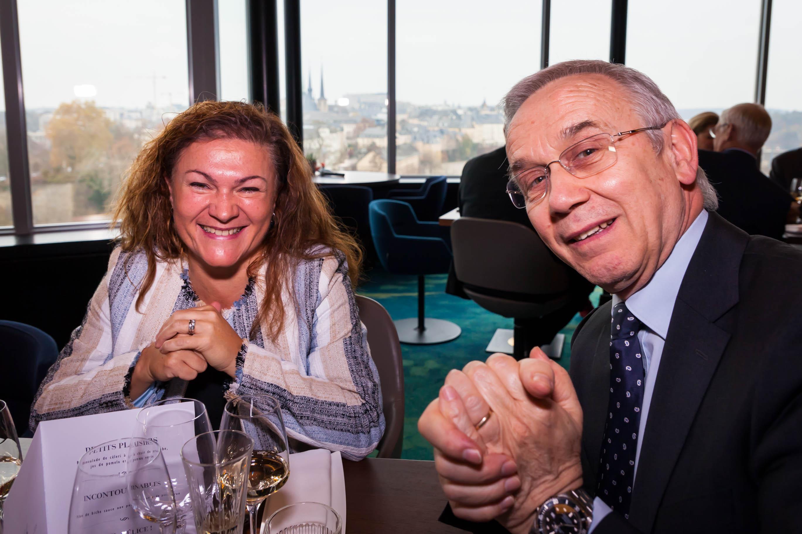 Sylvie AMORIN RODRIGUES et Charlie EMOND