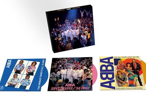 """ABBA - Super Trooper 7"""" Box Set"""