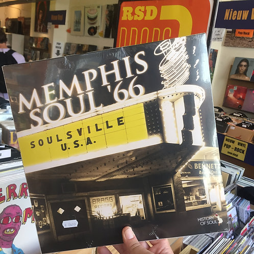 Various - Memphis Soul '66