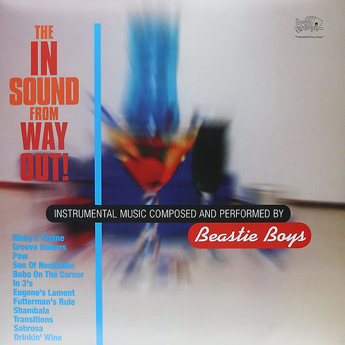 Beastie Boys -The In Sound From The Way Out!