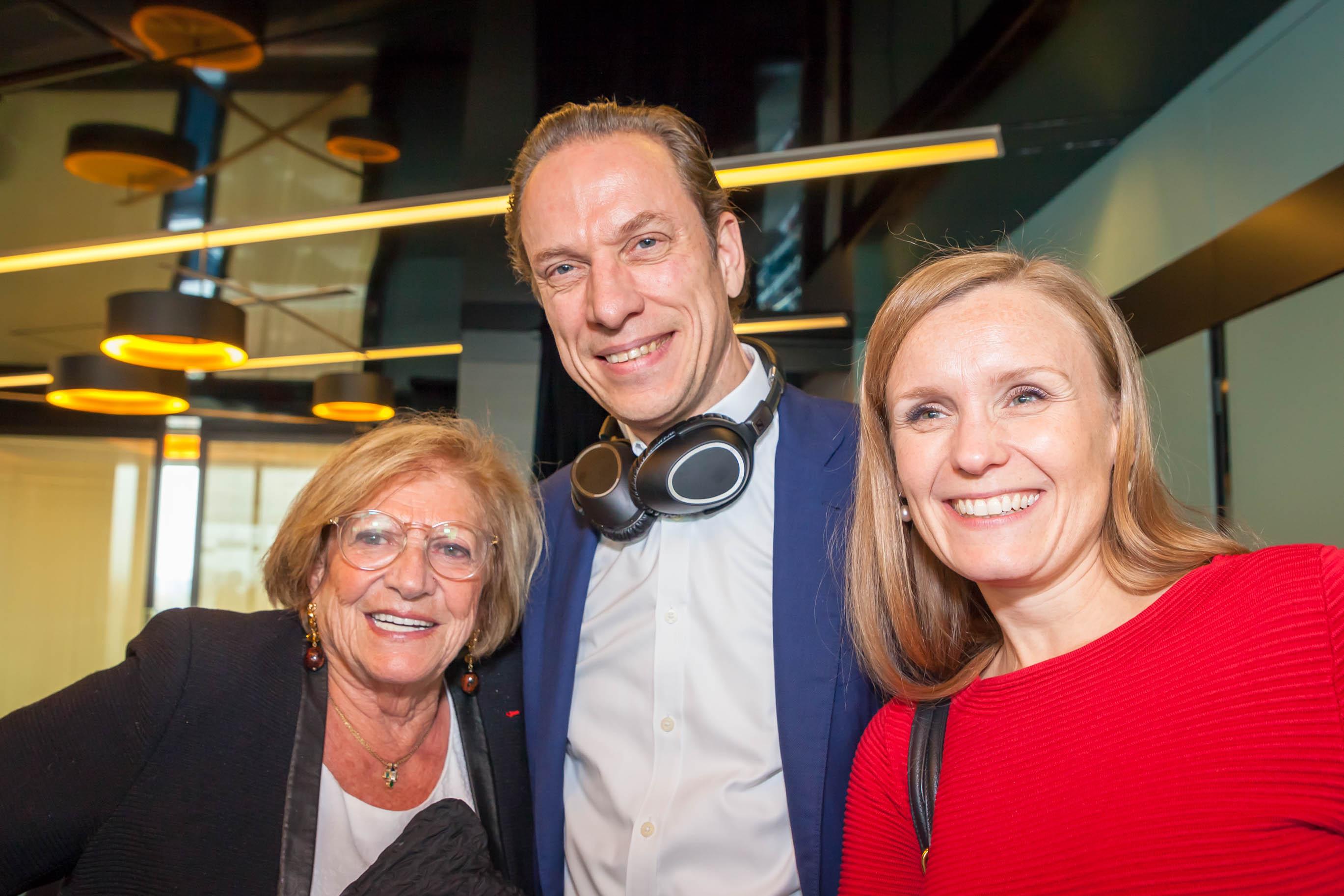 Claire VANNIER, Franck ROESSIG et Vivian