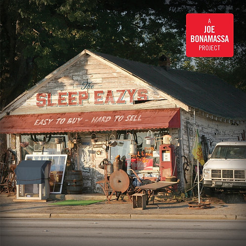 Sleep Eazy's - Easy To Buy, Hard To Sell