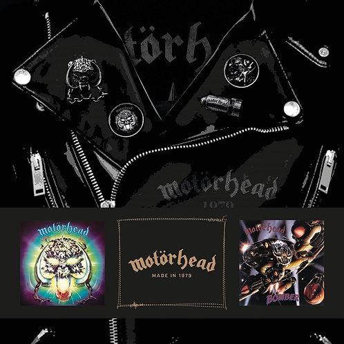 Motorhead - 1979 boxset
