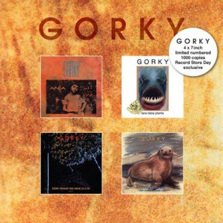Gorky - Gorky Box