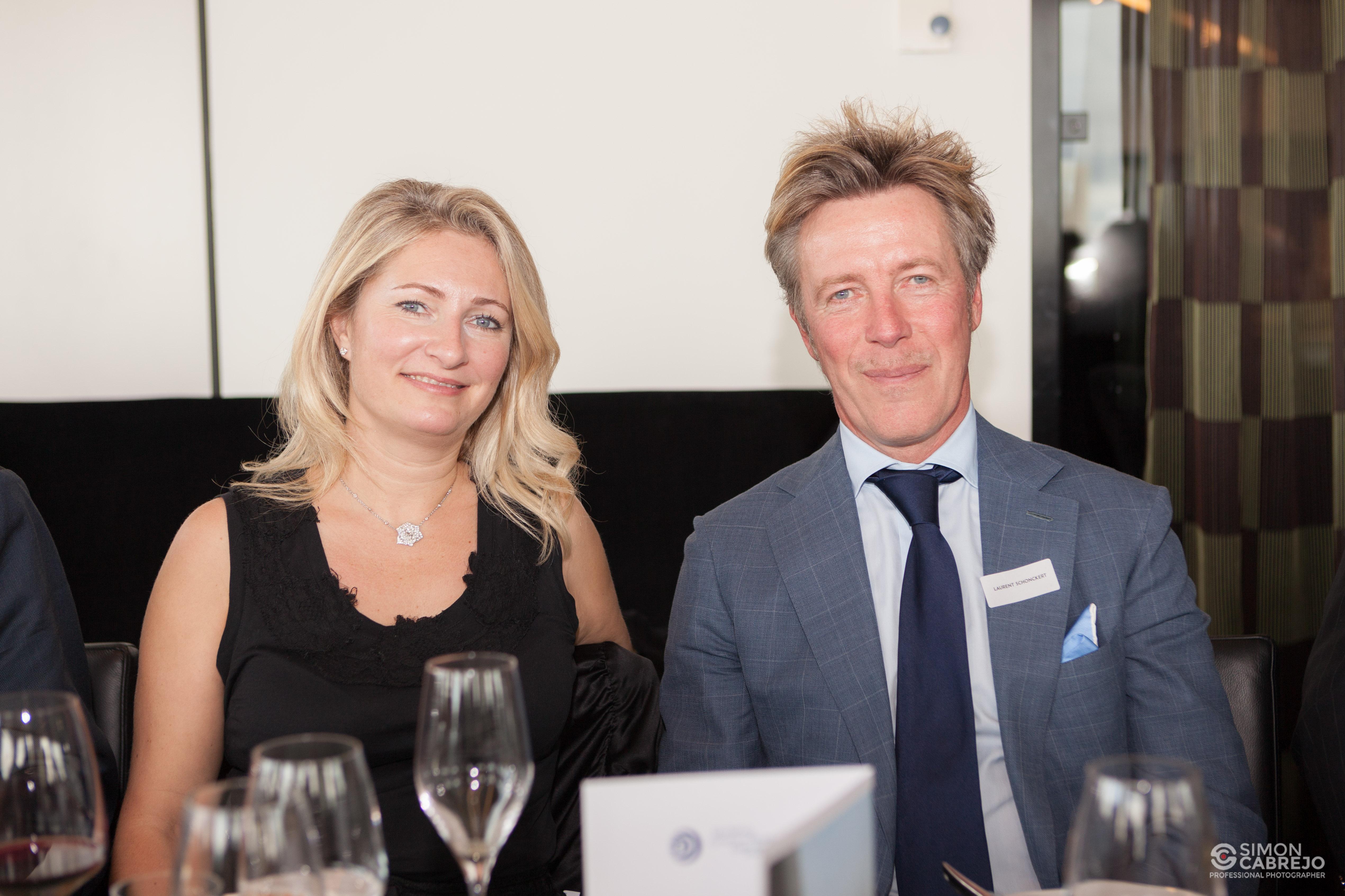 Brigitte Louise POCHON et Laurent SCHONCKERT