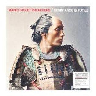 manic street preachers - resistance is futile (limited lp+cd)