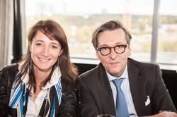 Nathalie CLOSE et Michel GREVESSE-SOVET