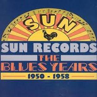 sun records - the blues years 1950-1958 (8cd box)