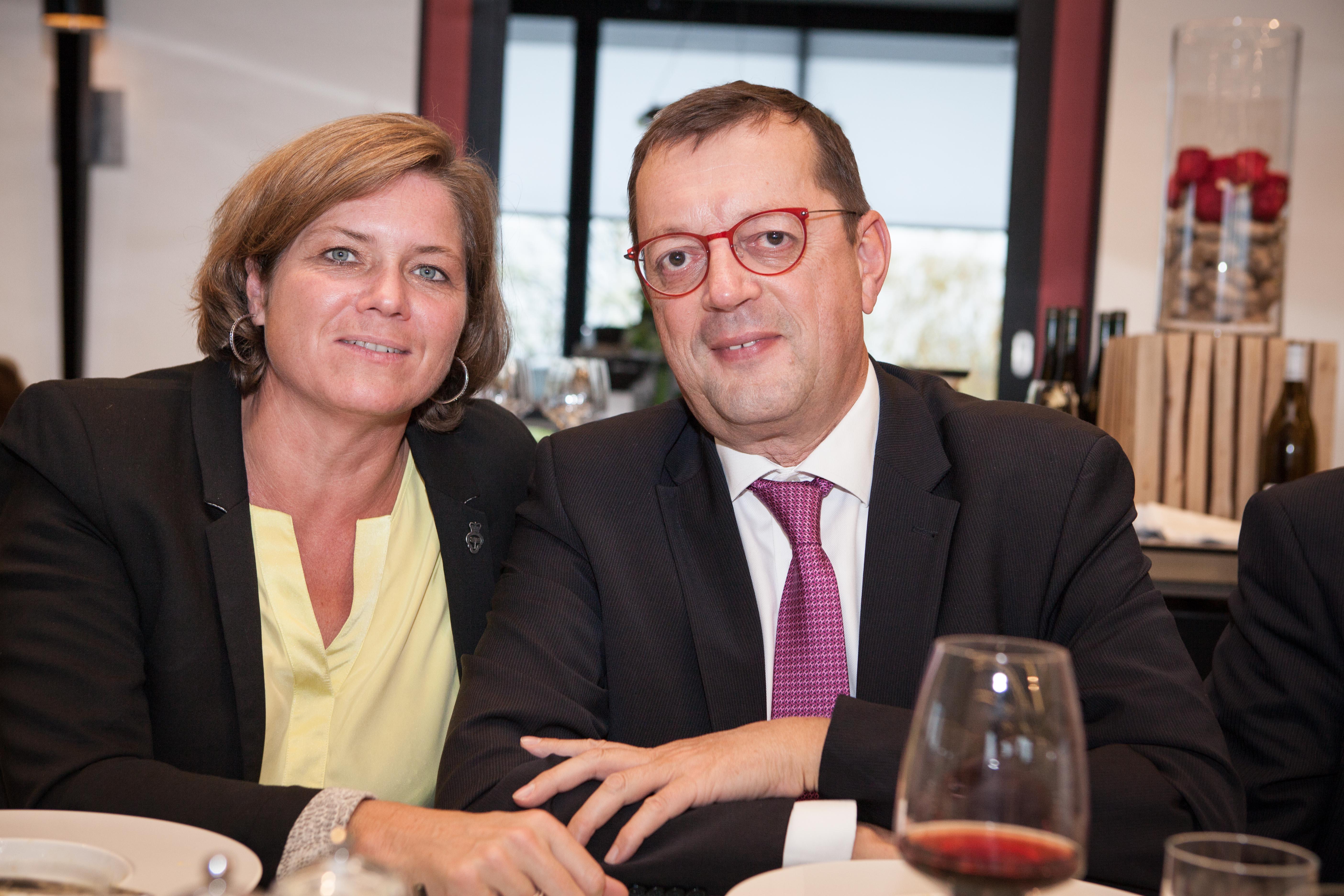 Sophie LAFLEUR et Philippe DEBATTY