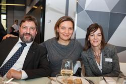 Patrick MEYER, Sylvie ROUEN et Sarah KNEIB