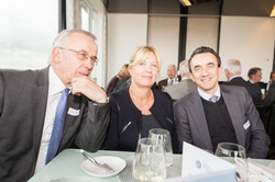 Charlie EMOND, Catherine NORMAND et Marc WENDA