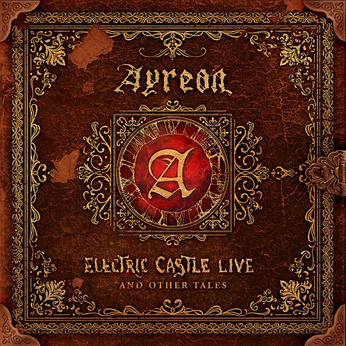 Ayreon - Electric Castle Live