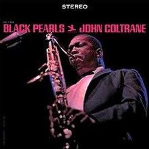 john coltrane - black pearls