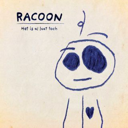 Racoon - Live At Artone Studio - Het Is Al Laat Toch